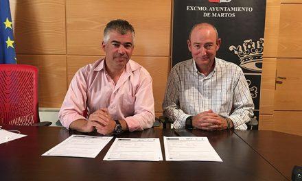 El Ayuntamiento presenta alegaciones al Plan Hidrológico para que Martos pueda contar con concesiones de riego para el olivar