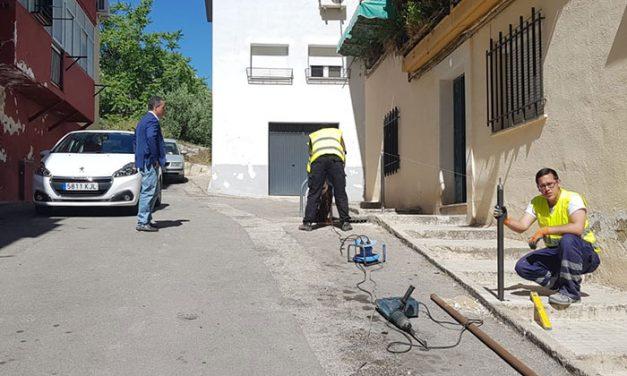 El Ayuntamiento interviene en varios puntos de la ciudad para eliminar las barreras arquitectónicas y mejorar la accesibilidad