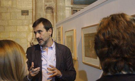 La actividad cultural de la UJA puede verse a través del objetivo de Fernando Mármol, en el Museo de Jaén