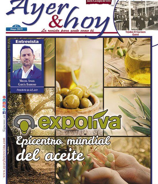Ayer & hoy – Jaén  – Revista Mayo 2019