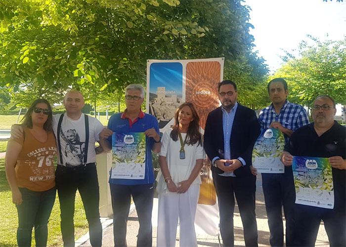 El Ayuntamiento informa de la celebración de 'Saba2 en el Bulevar' con la actuación de tres grupos musicales