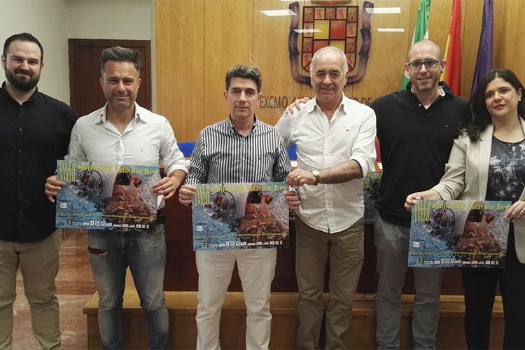 """El Ayuntamiento destaca la """"madurez y solidez"""" del Trofeo Club Natación Jaén en su 37ª edición"""