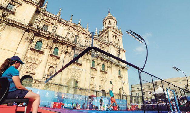 Jaén se convierte en la Catedral del Pádel Mundial