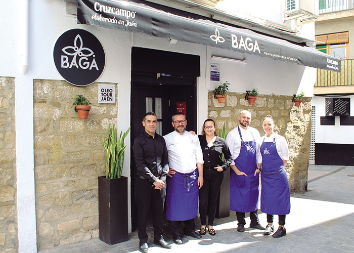 Restaurante Bagá (Jaén)