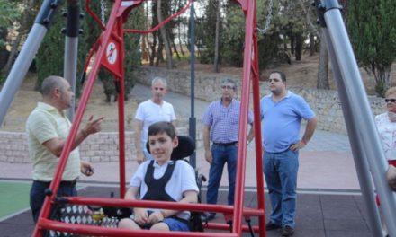 Nuevo horario en el parque infantil Blas Infante