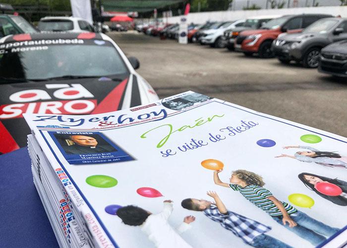 Comienza la sexta edición del Salón del Vehículo de Ocasión en Úbeda