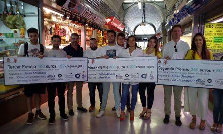 Entregados los premios del concurso de ideas 'Tu mercado, tu galería'