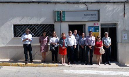 El alcalde pone en valor las inversiones realizadas para mejorar las infraestructuras sanitarias