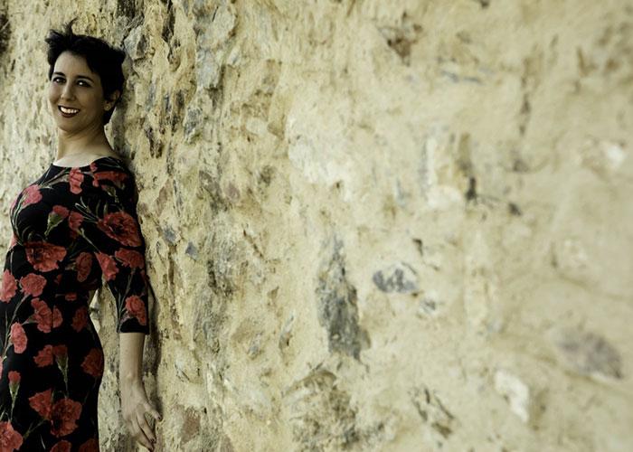 La cantaora sanluqueña, Laura Vital, actuará hoy en la Peña Flamenca de Jaén