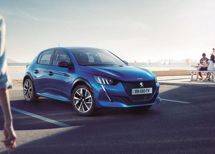 """El Peugeot e-208 se lanzará como la versión """"cero emisiones"""""""