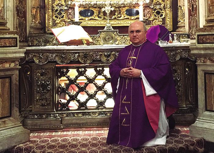 Francisco Juan Martínez Rojas, Deán-Presidente del Cabildo Catedral y Vicario General de la Diócesis de Jaén