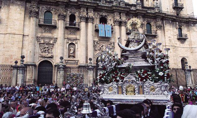 Jaén se viste de Fiesta