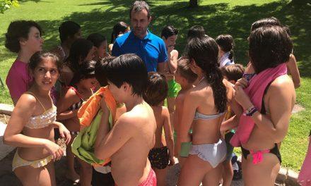 Más de 350 jóvenes nadadores de todos puntos de la comunidad se dan cita este fin de semana en el XIV Campeonato de Natación Infantil