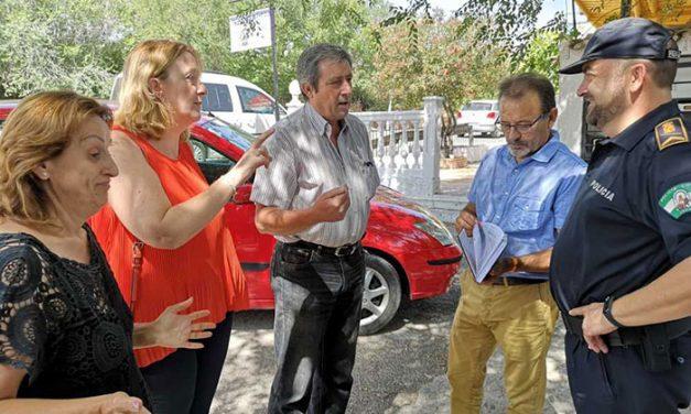 El Ayuntamiento mejorará la seguridad vial para los residentes de la Vega de la Reina y Entre Ríos del Puente Nuevo