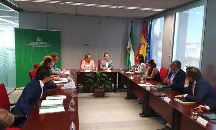 El Ayuntamiento y la Junta retoman la puesta en marcha del tranvía de Jaén