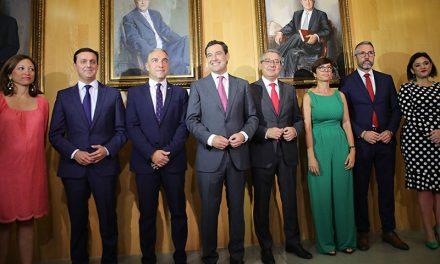 Moreno destaca el trabajo de las diputaciones y asegura que tienen en el Gobierno andaluz un gran aliado