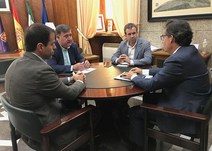 El Ayuntamiento trabaja para agilizar las licencias pendientes del Jaén Plaza y que la primera fase pueda abrir antes de final de año
