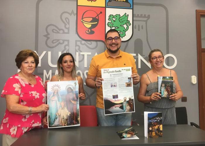 La pedanía de Las Casillas brilla este fin de semana con las Fiestas de la Sagrada Familia