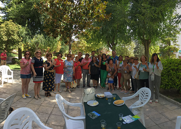Más de 800 personas participan en la escuela municipal de aceite de oliva virgen extra