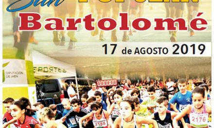 Abierto el plazo de inscripción para la XXIII Carrera Popular San Bartolomé