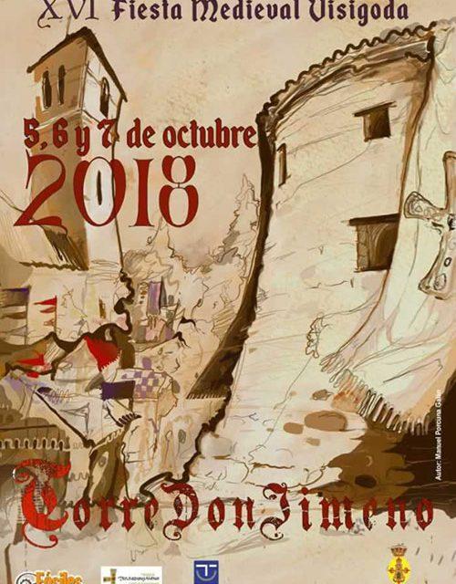 Concurso de carteles para la Fiesta Medieval Visigoda