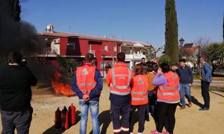 El Ayuntamiento de Martos muestra su satisfacción ante el crecimiento y consolidación de Protección Civil