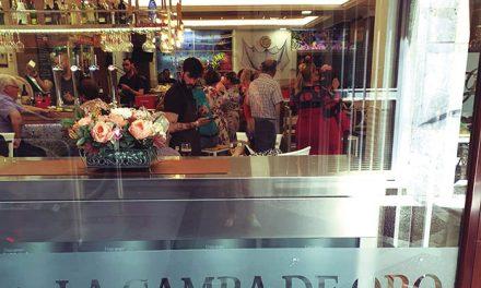 """""""La Gamba de Oro"""" amplía el negocio con una hamburguesería"""