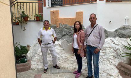Los vecinos de El Almendral trasladan sus peticiones al Ayuntamiento de Jaén