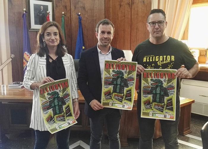 El Ayuntamiento participa en una nueva edición del Festival Alligator Rockin