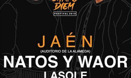 Los reyes del RAP español, Natos y Waor llegan al Auditorio de la Alameda con el Festival Carpe Diem 'Urban Cult Day'