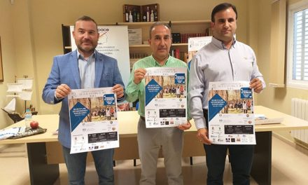 El Ayuntamiento de Jaén colabora en la Ruta de Senderismo Solidario 'Salud y Paz'