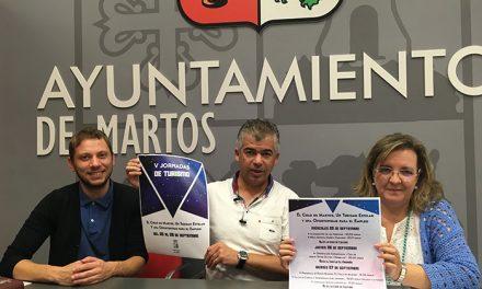 Martos acoge las V Jornadas de Turismo 'El cielo de Martos, un turismo estelar y una oportunidad para el empleo'