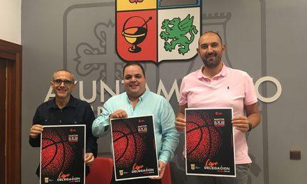 """Baloncesto de """"primer nivel"""" en Martos con motivo de la Copa Delegación 2019"""