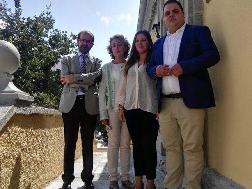 Junta y Ayuntamiento muestran su satisfacción por las obras de mejora ejecutadas desde el pasado año en los juzgados de Martos