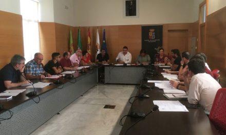 Reunión del Consejo Escolar Municipal una vez iniciado el curso