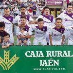 El Real Jaén CF goleó al Melilla CD y es primer líder de la liga