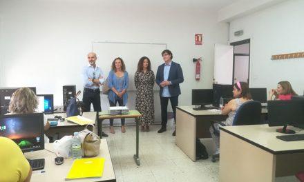 El IMEFE imparte un curso de Ofimática a 14 personas con el objetivo de aumentar la eficiencia de los alumnos en sus futuros empleos
