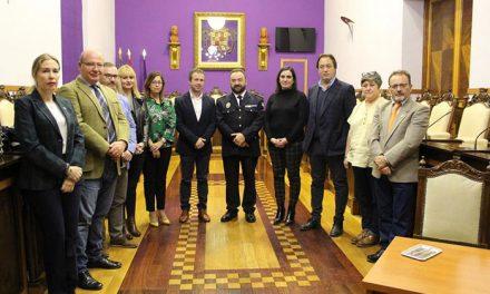 Rafael Domingo toma posesión como intendente mayor de la Policía Local