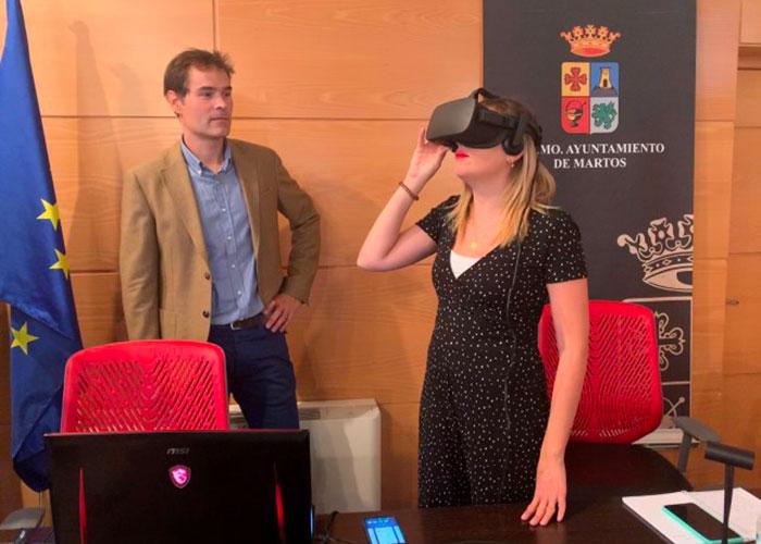 Martos acoge un curso sobre 'Emprendimiento en Industria 4.0'