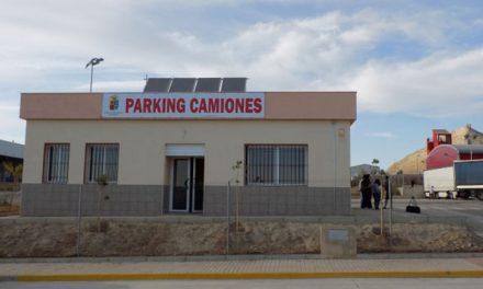 Abierto un plazo extraordinario de solicitudes para el aparcamiento de camiones