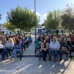 Más de un centenar de personas participa en la conmemoración del Día de la Mujer Rural