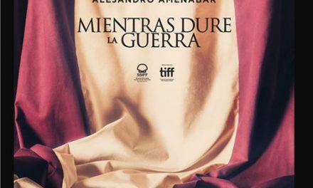 'Mientras dure la guerra', la última película de Amenábar, en el Teatro Municipal Maestro Álvarez Alonso