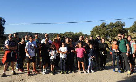 Éxito de participación de la visita a la Sierra de Andújar coincidiendo con la berrea