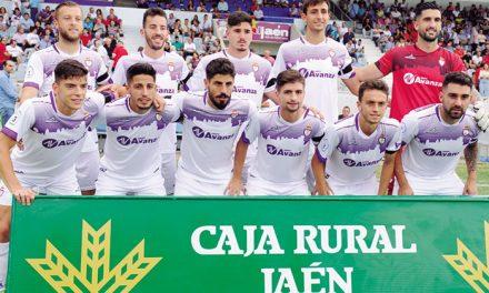 El Jaén, intratable en La Victoria