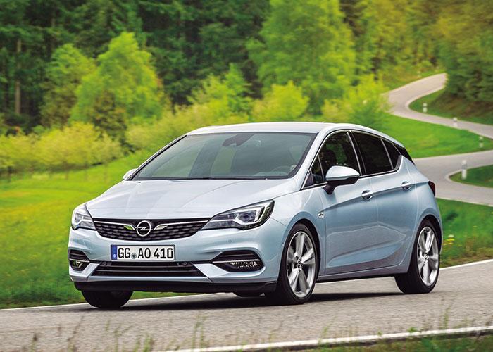Nuevo Opel Astra, un campeón en eficiencia