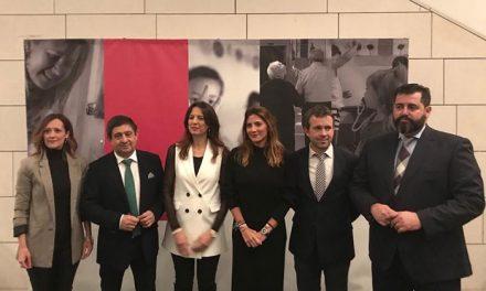 El alcalde felicita a Macrosad por su 25 aniversario y por ser una de las organizaciones de «referencia» en Andalucía