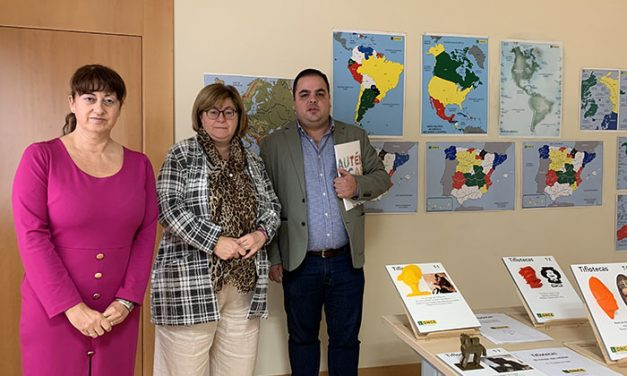 Reunión de trabajo con la ONCE para fortalecer líneas de colaboración