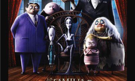 Cine en el Teatro Maestro Álvarez Alonso: 'La Familia Addams'