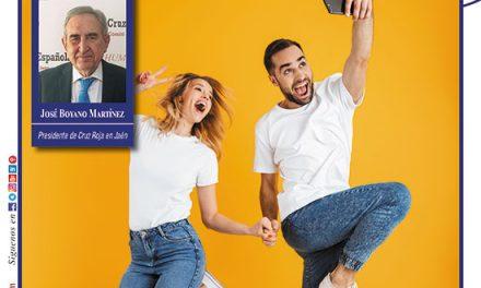 Ayer & hoy – Jaén – Campo de Oro  – Revista Noviembre 2019