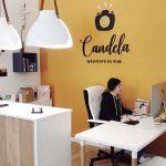 Candela, fotógrafa de vida: Una joven emprendedora con un estilo muy personal